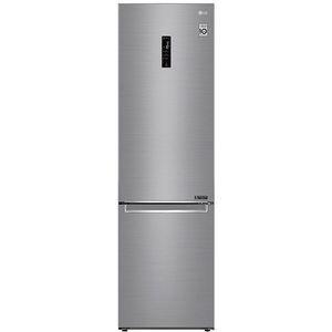 Réfrigérateur combiné LG GBB72PZDFN 384 l, dont congélateur 107 l, classe énergie A+++, PLATINIUM