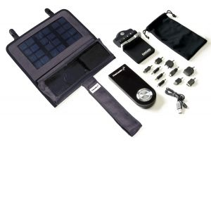kit Chargeur solaire FREE LOADER EQ0063 Kit Chargeur solaire globetrotter