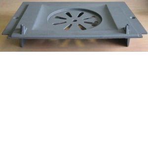 18025PB SUPRA Grille de décendrage Fonte, 482 X 340 mm