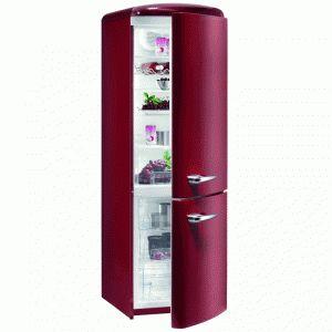Réfrigérateur RK60359OR Réfrigérateur combiné 342 litres dont congélateur 92 litres