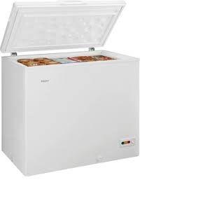 Congélateur bahut HAIER BD203RAA Congélateur bahut de 205 Litres, Profondeur 56 cm, Blanc, classe énergie A+