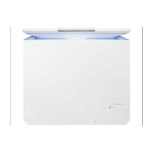 Congélateur bahut ELECTROLUX EC3230AOW2 Congélateur bahut de 300 L, Profondeur 66.5 cm, Blanc, classe énergie A+