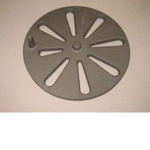 18026PB SUPRA Grille de décendrage Fonte, diamètre 204.5 mm