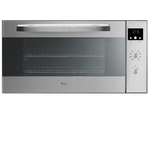 Four encastrable Hotpoint MH99.1HAIX Largeur 90cm, nettoyage par catalyse