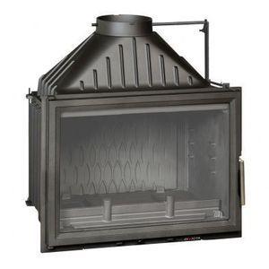 Foyer à bois Invicta 9270-75 Grande Vision 700 Puissance 12 kW, Taille de bûches 60 cm