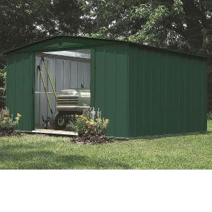 Abri de jardin SPM1010 Chalet & Jardin Abris en acier galvanisé, surface 9.3 m²