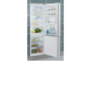 Réfrigérateur Intégré WHIRLPOOL ART455/A+ Réfrigérateur intégré de 273 Litres, Profondeur 54.5 cm, Blanc, classe énergie A+