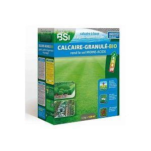 Calcaire en granulé 12kg, amendement des pelouses, Agriculture Biologique
