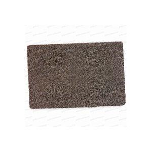 Paillasson extérieur nettoyant et résistant 70x50cm - Coffee