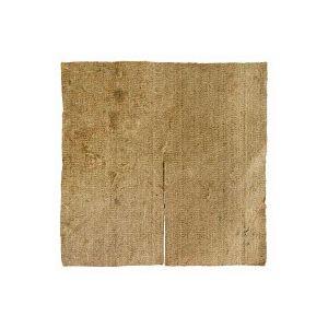 Collerette carrée 73x73cm fendue paillage arbre fruitier x5