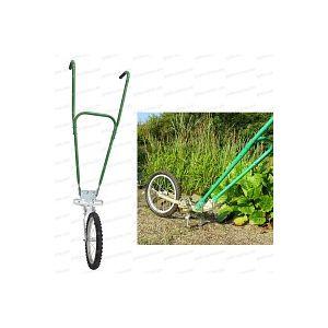 Cultivateur à roue POUSSE-POUSSE et accessoires