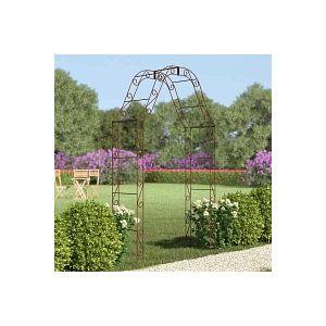 Arche de jardin en fer Napoléon