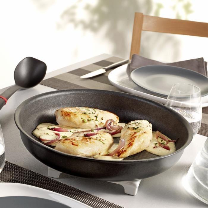 Tefal l6549902 batterie de cuisine ingenio performance - Batterie de cuisine tefal ...