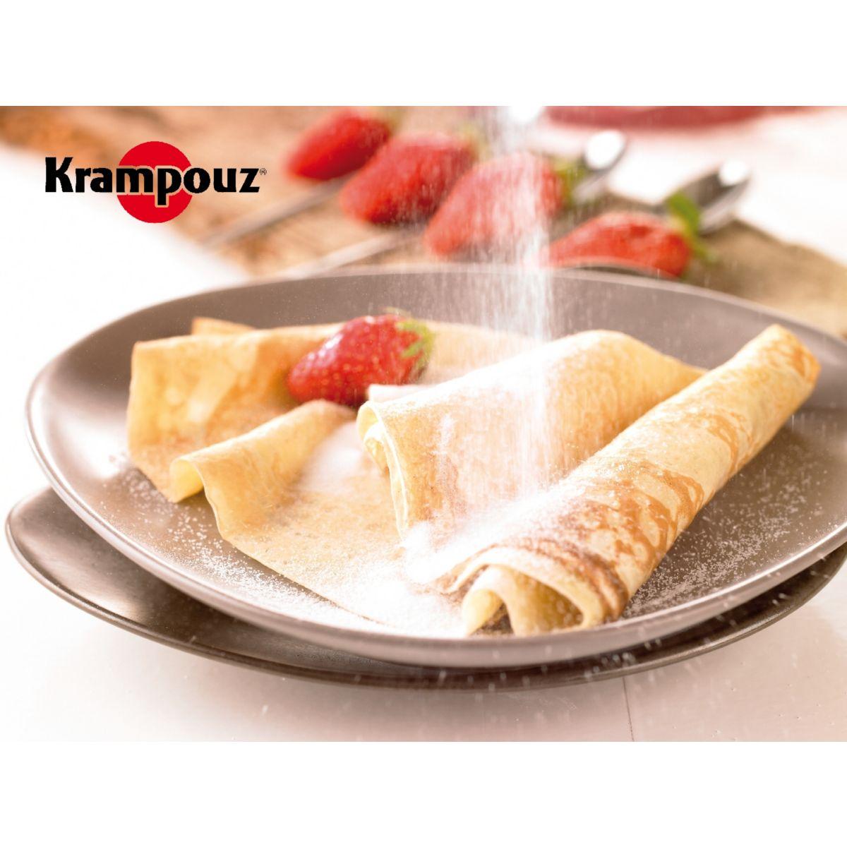 Krampouz Cebpa4 Bilig Crepiere Electrique 40cm Comparer Avec