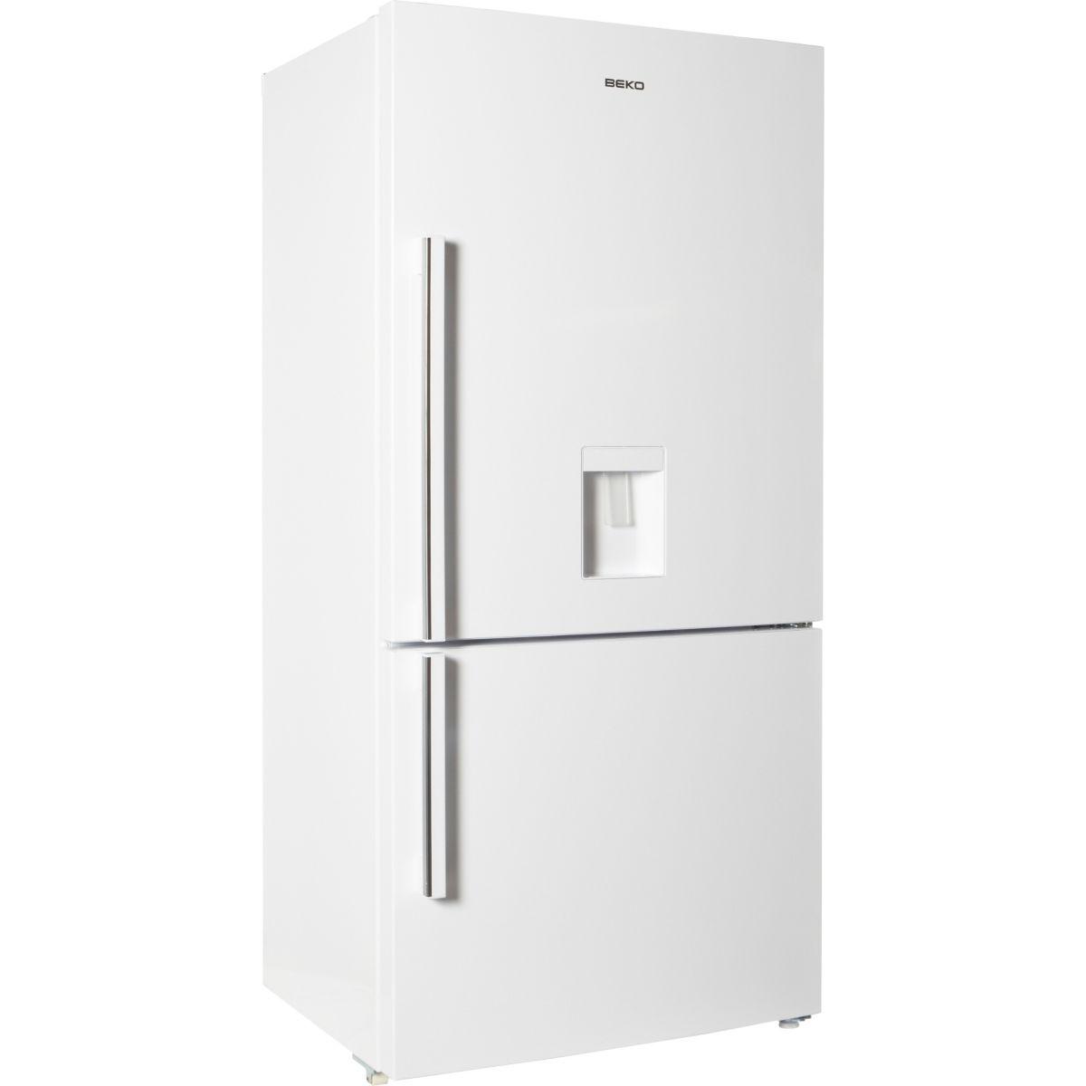 beko cn161220d - réfrigérateur combiné no frost - comparer avec