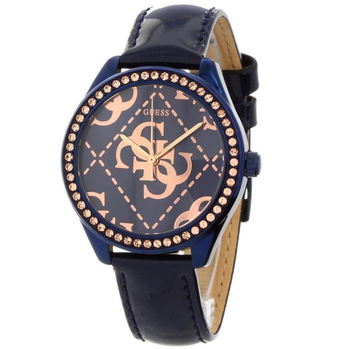 Montre Guess Bracelet Cuir Selection