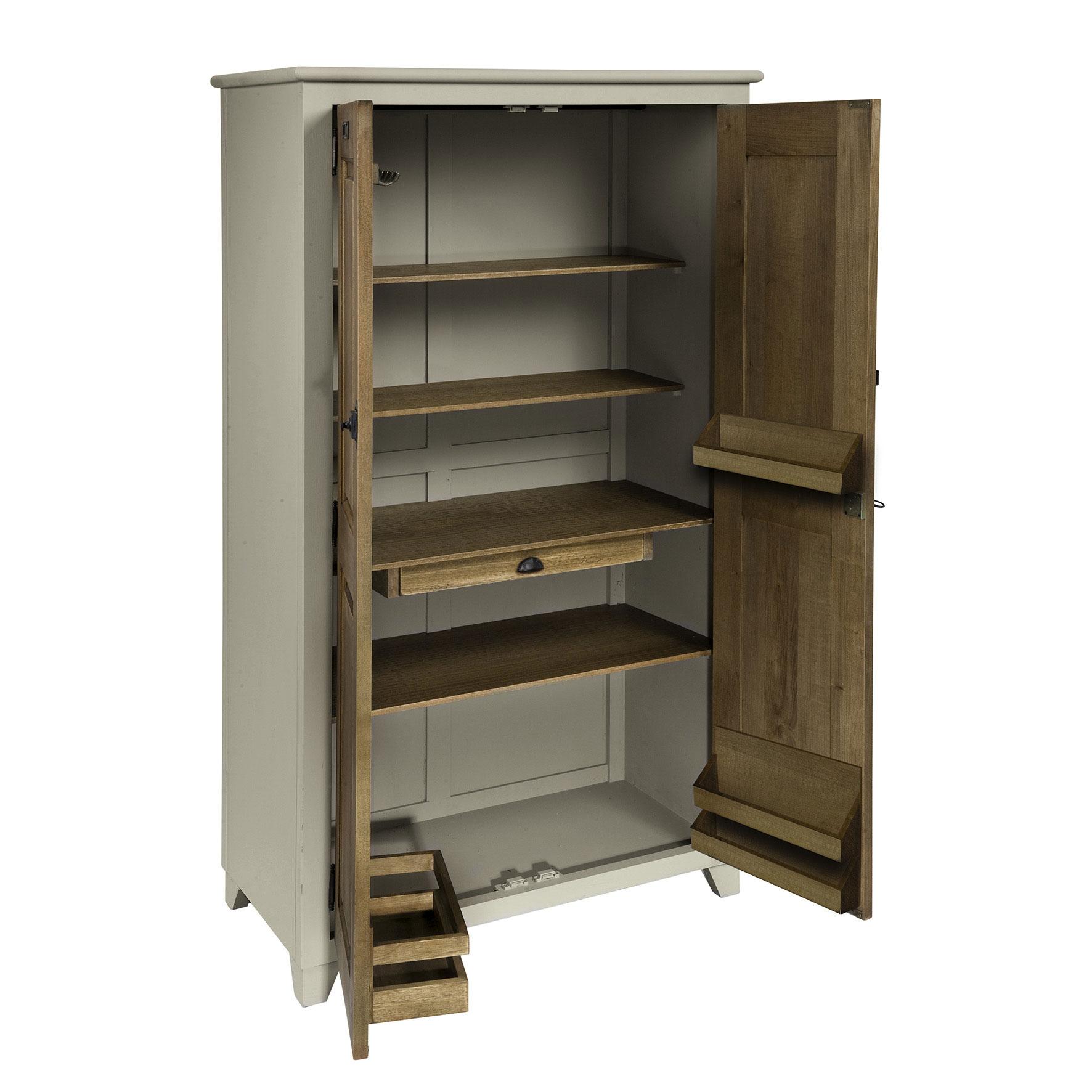 Armoire Comptoir De Famille comptoir de famille armoire de cuisine à 2 portes armand en