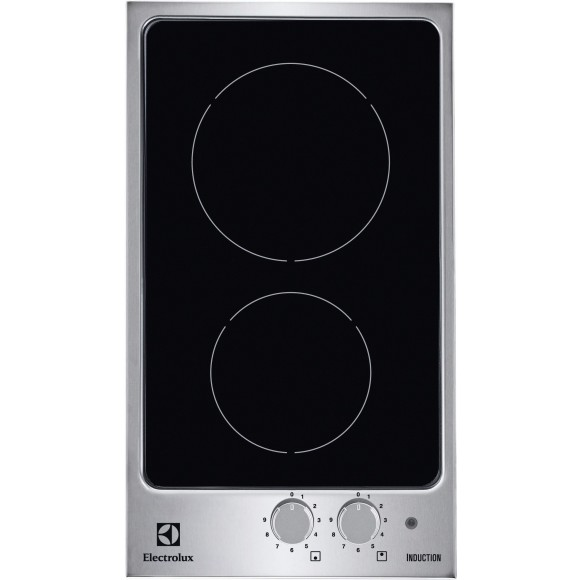 electrolux ehh3920 domino induction 2 foyers comparer avec. Black Bedroom Furniture Sets. Home Design Ideas