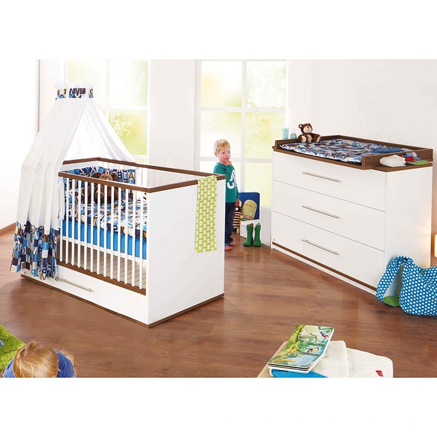 Pinolino 090012b chambre b b tuula comparer avec for Prix chambre bebe