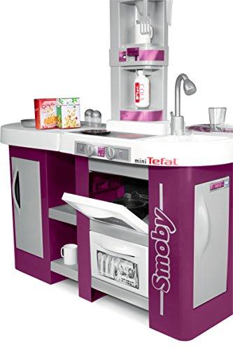 Smoby 024129 Tefal Cuisine Studio Xl Comparer Avec Touslesprix Com