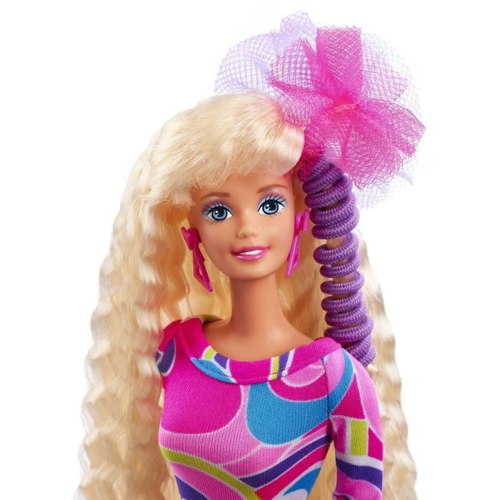 mattel barbie vintage ultra chevelure comparer avec