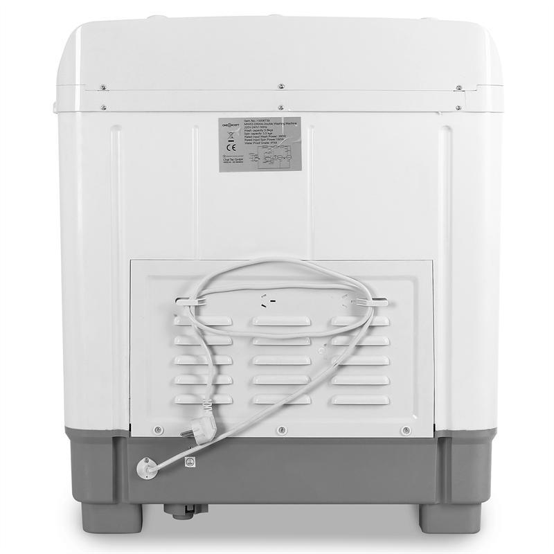 oneconcept db004 mini machine laver 5 8 kg comparer. Black Bedroom Furniture Sets. Home Design Ideas