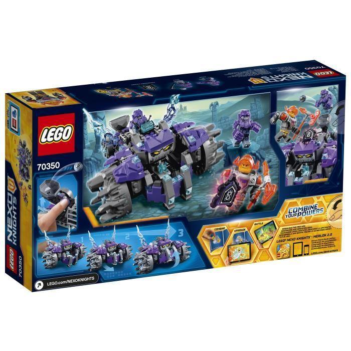 KnightsLes Frères 70350 Trois Lego Nexo Igy6vYbf7