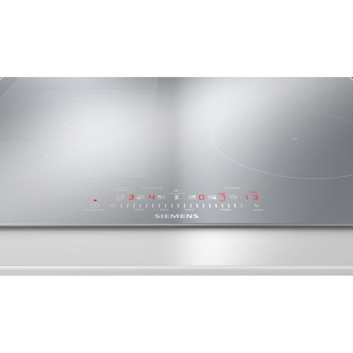 Siemens Ex679fec1f Table De Cuisson Induction 4 Foyers Comparer