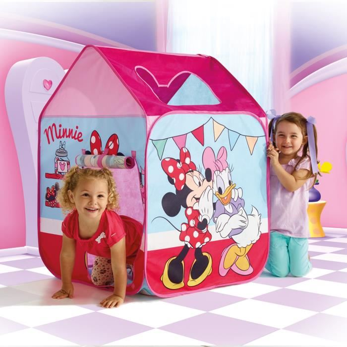 Worlds Apart 865354 - Tente de jardin Disney Minnie Mouse ...