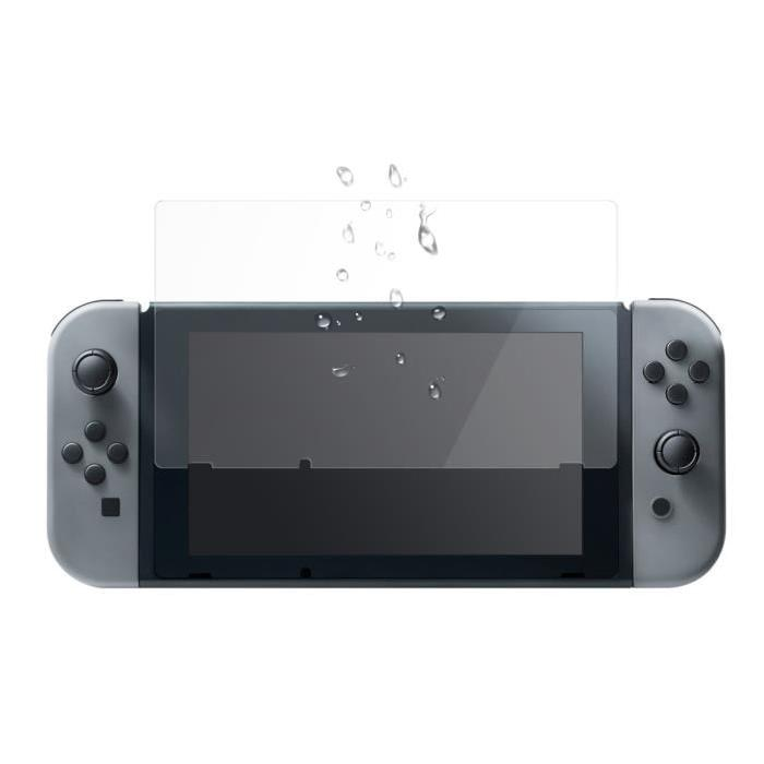 subsonic film de protection d 39 cran en verre tremp pour nintendo switch comparer avec. Black Bedroom Furniture Sets. Home Design Ideas