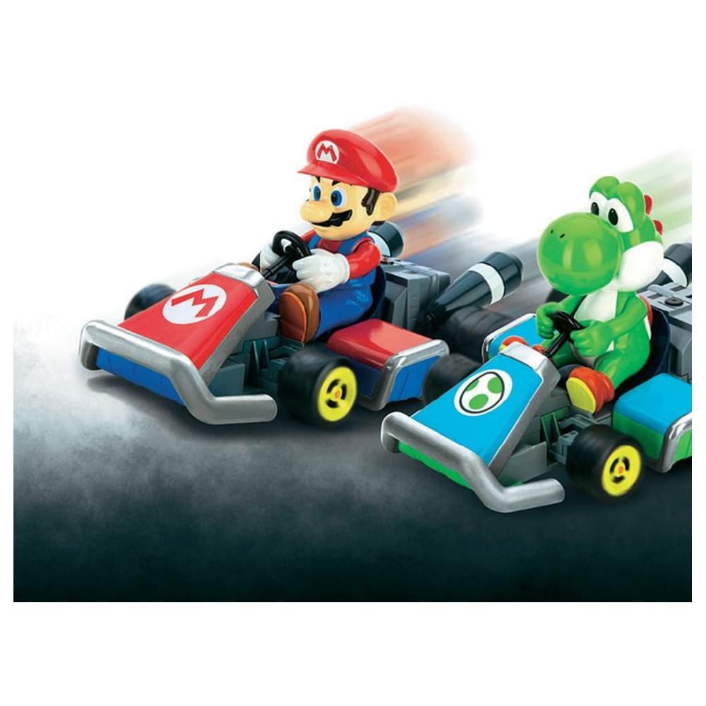 carrera toys rc mario kart 7 162060 voiture radiocommand e comparer avec. Black Bedroom Furniture Sets. Home Design Ideas