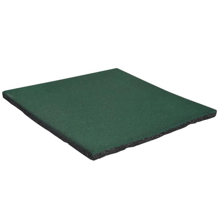 soulet dalle amortissante en caoutchouc pour aires de jeux 50 x 50 cm comparer avec. Black Bedroom Furniture Sets. Home Design Ideas
