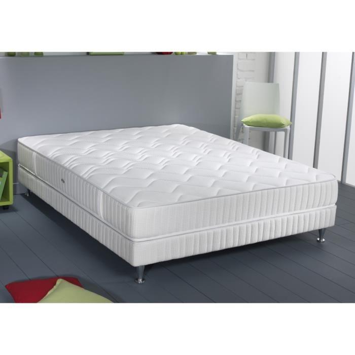 simmons matelas ressorts olympe 140 x 190 cm paisseur 23 cm ferme comparer avec. Black Bedroom Furniture Sets. Home Design Ideas