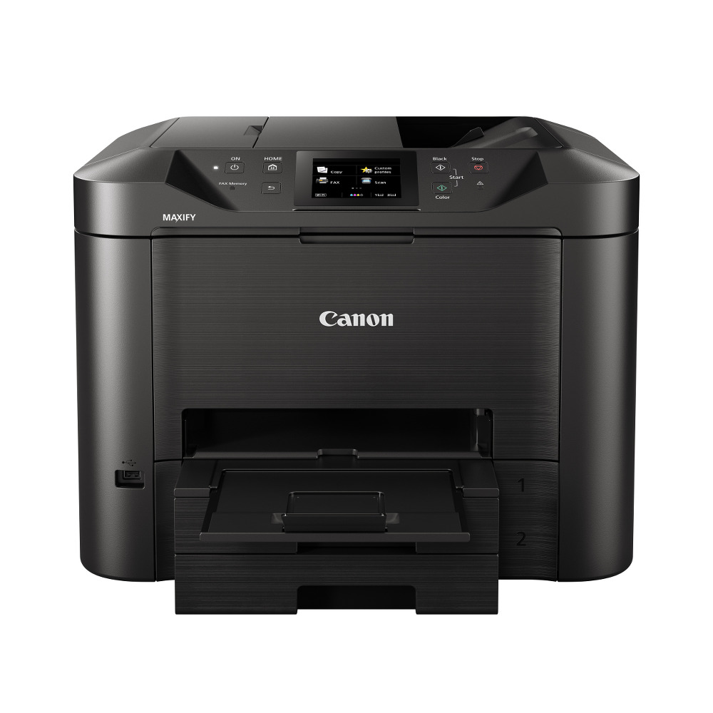 canon maxify mb5450 imprimantes multifonctions jet d 39 encre professionnelles fax comparer. Black Bedroom Furniture Sets. Home Design Ideas
