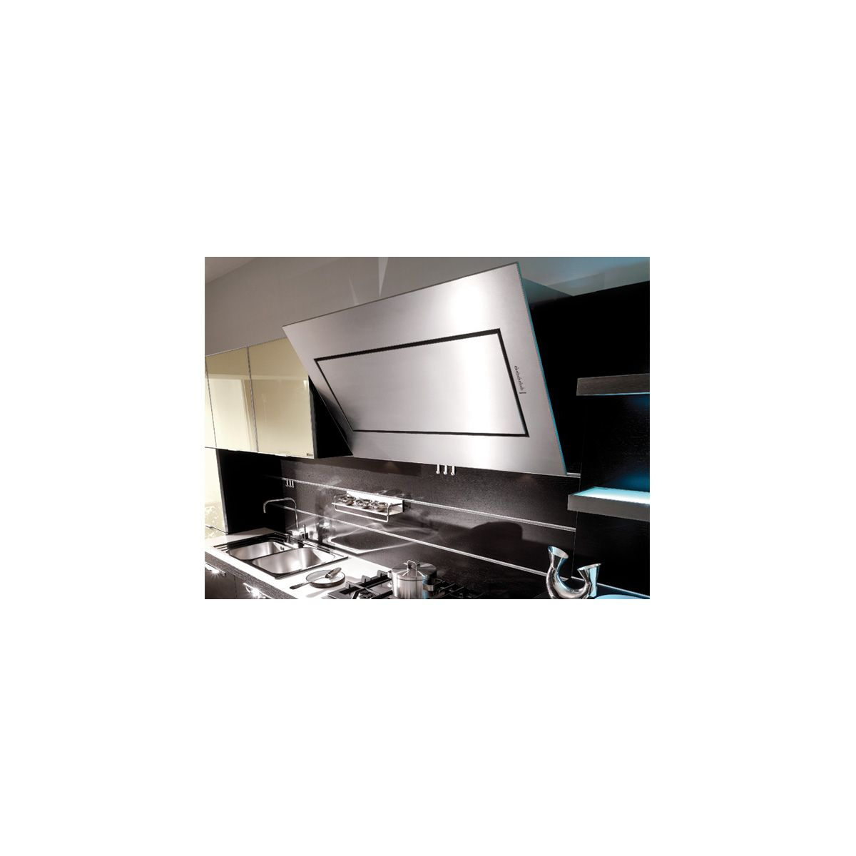 falmec quasarv1431 hotte aspirante d corative comparer avec. Black Bedroom Furniture Sets. Home Design Ideas