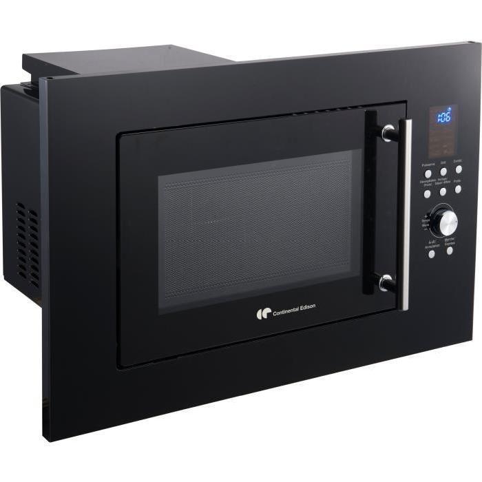 continental edison cemo25geb micro ondes avec fonction. Black Bedroom Furniture Sets. Home Design Ideas