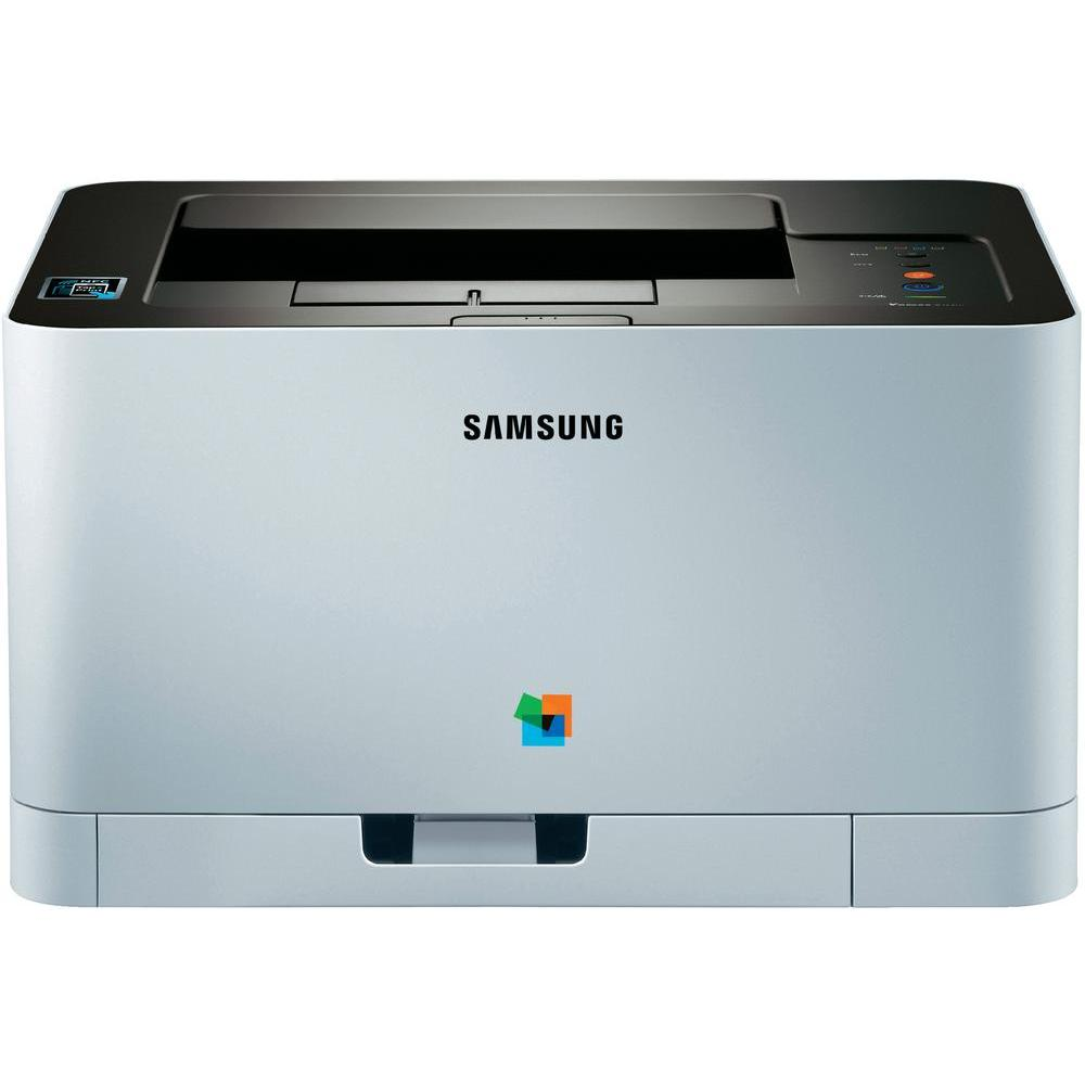 samsung xpress sl c410w imprimante laser couleur a4 wifi. Black Bedroom Furniture Sets. Home Design Ideas