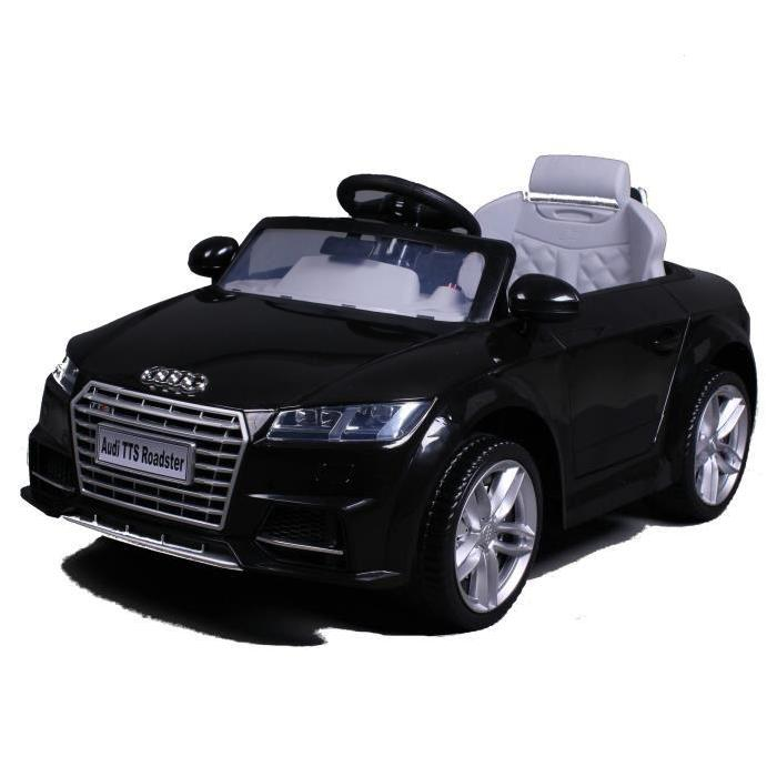 e road voiture lectrique audi tt 12v comparer avec. Black Bedroom Furniture Sets. Home Design Ideas