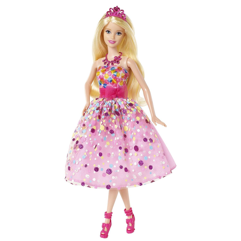 mattel barbie princesse anniversaire cff47 comparer avec