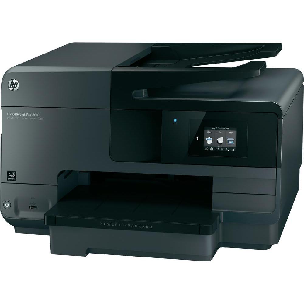 hp officejet pro 8610 imprimante multifonctions fax. Black Bedroom Furniture Sets. Home Design Ideas