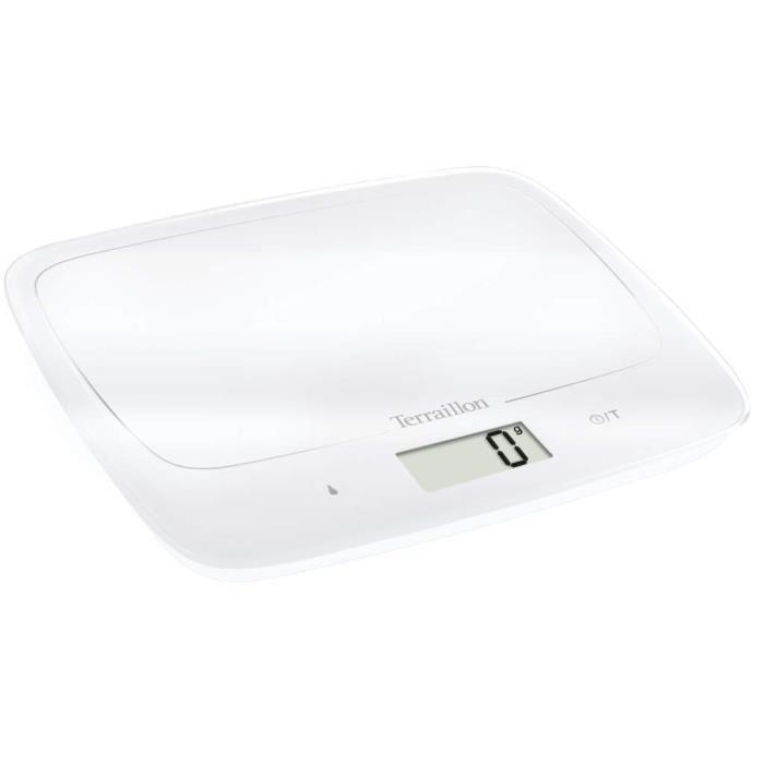 Terraillon My Cook 10 - Balance de cuisine électronique 10kg ...