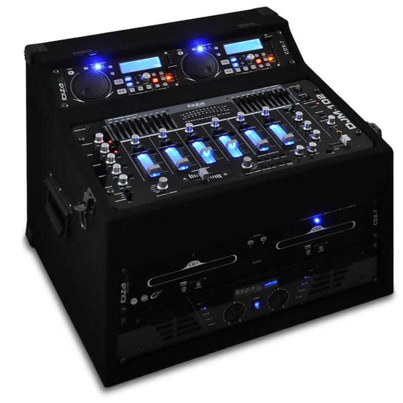 electronic star set dj pa punch line 300 personnes 1200w mixer usb sd comparer avec. Black Bedroom Furniture Sets. Home Design Ideas