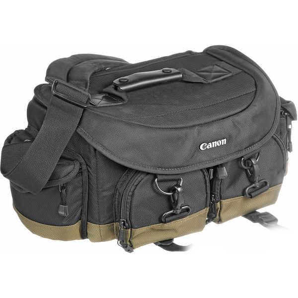 canon gadget bag 1eg pro sacoche fourre tout photo. Black Bedroom Furniture Sets. Home Design Ideas