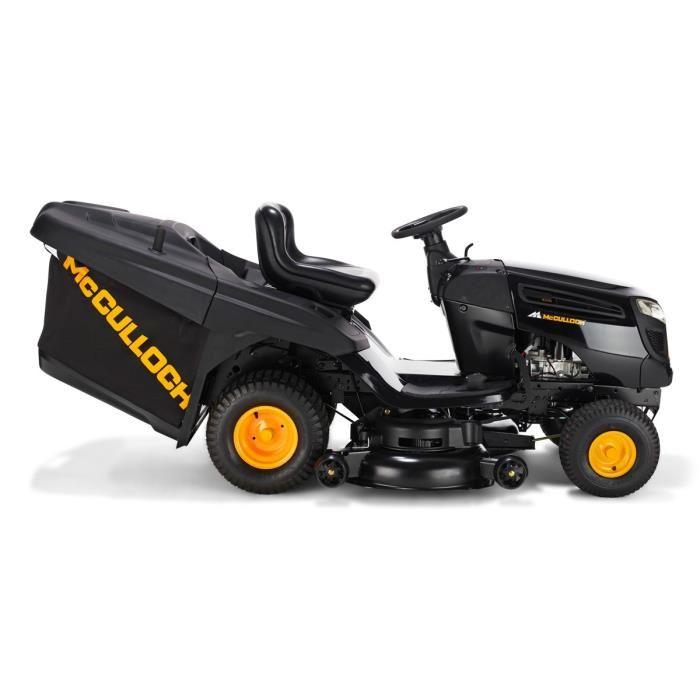 mcculloch m155 107tc tracteur tondeuse 15 5 cv 107 cm. Black Bedroom Furniture Sets. Home Design Ideas