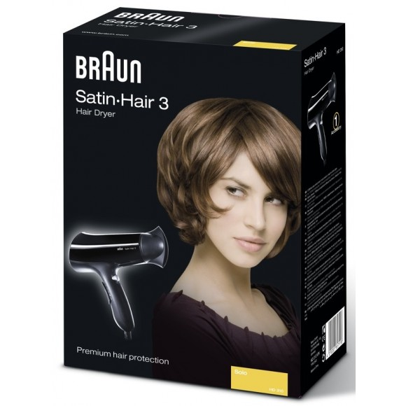 braun hd310 s che cheveux solo satin hair 3 comparer avec. Black Bedroom Furniture Sets. Home Design Ideas