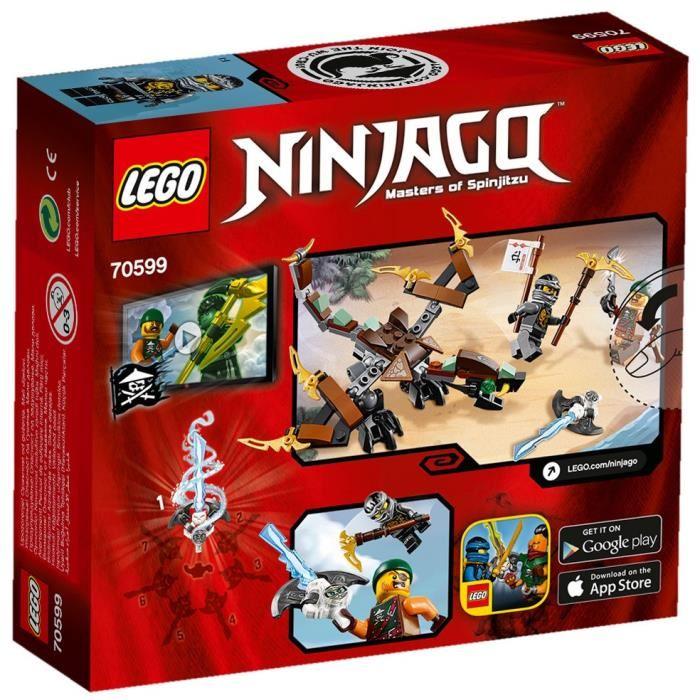 Dragon De NinjagoLe Cole Lego 70599 NwZ8nPOkX0