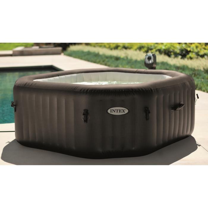 intex 28454ex spa gonflable octogonal cost rilisateur bulles jets 795 l comparer avec. Black Bedroom Furniture Sets. Home Design Ideas