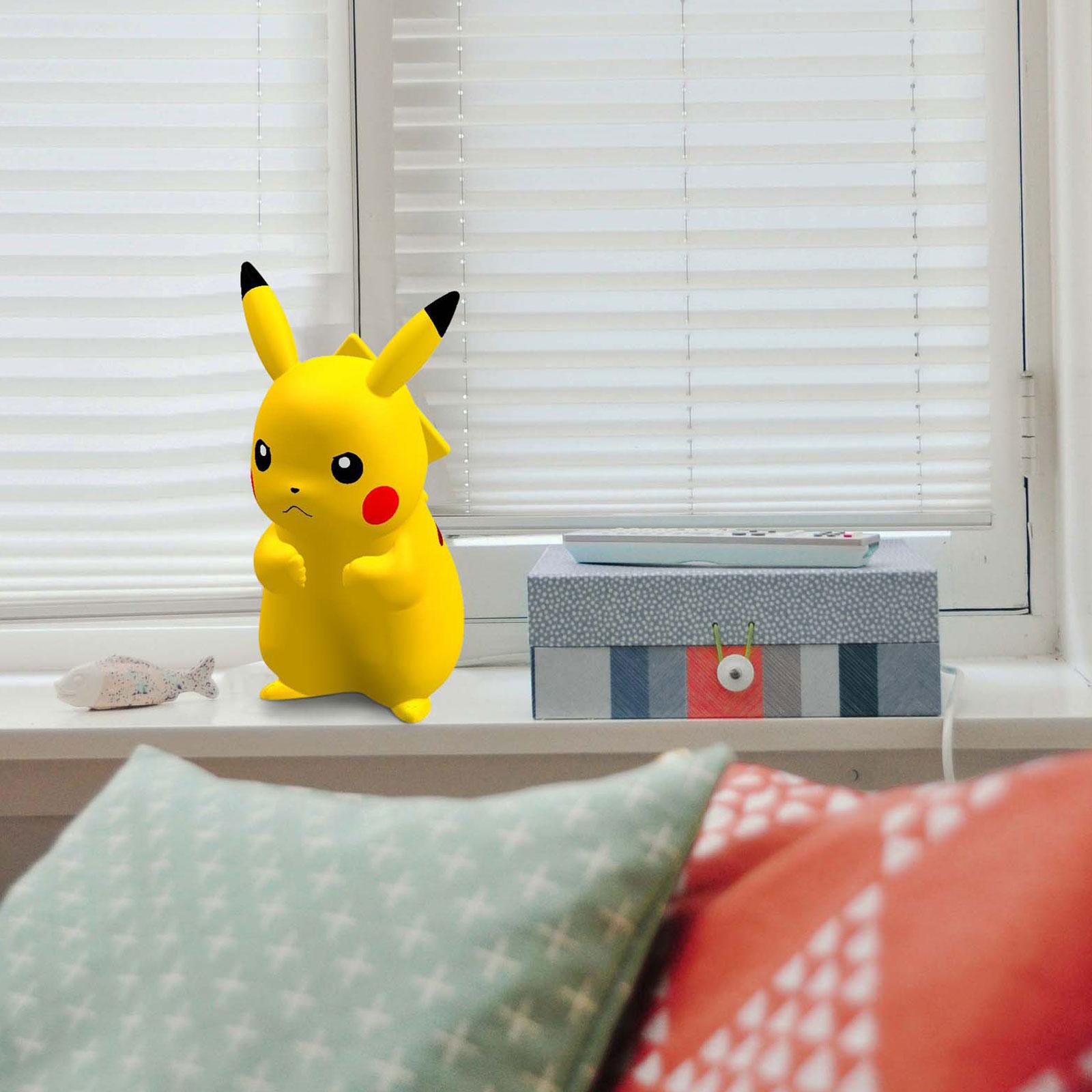 Comparer Teknofun Pikachu Cm Led Avec Yvb7gyi6f Lampe 25 QCtsxhdr