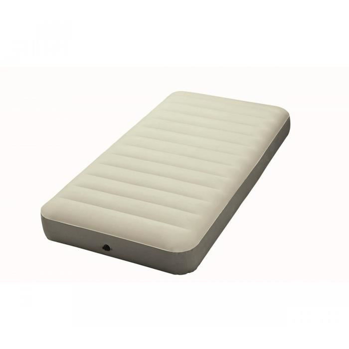 Intex 64701 Matelas Gonflable Downy Fiber Tech 1 Place Comparer