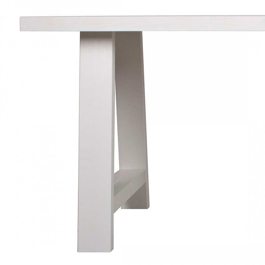 rendez vous d co table landes 200 cm comparer avec. Black Bedroom Furniture Sets. Home Design Ideas